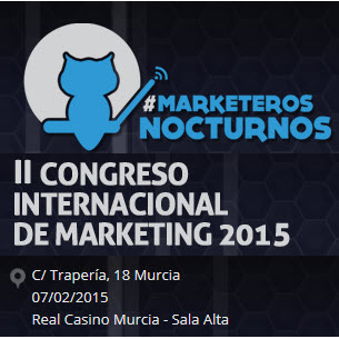 Congreso #MarketerosNocturnos